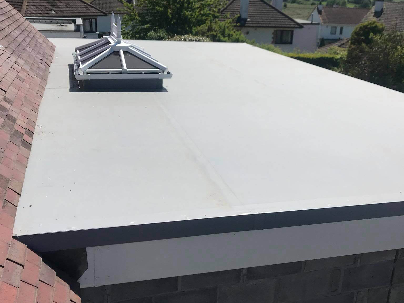 Quinn Roofing & Building Ltd - Flat Roof Single Ply