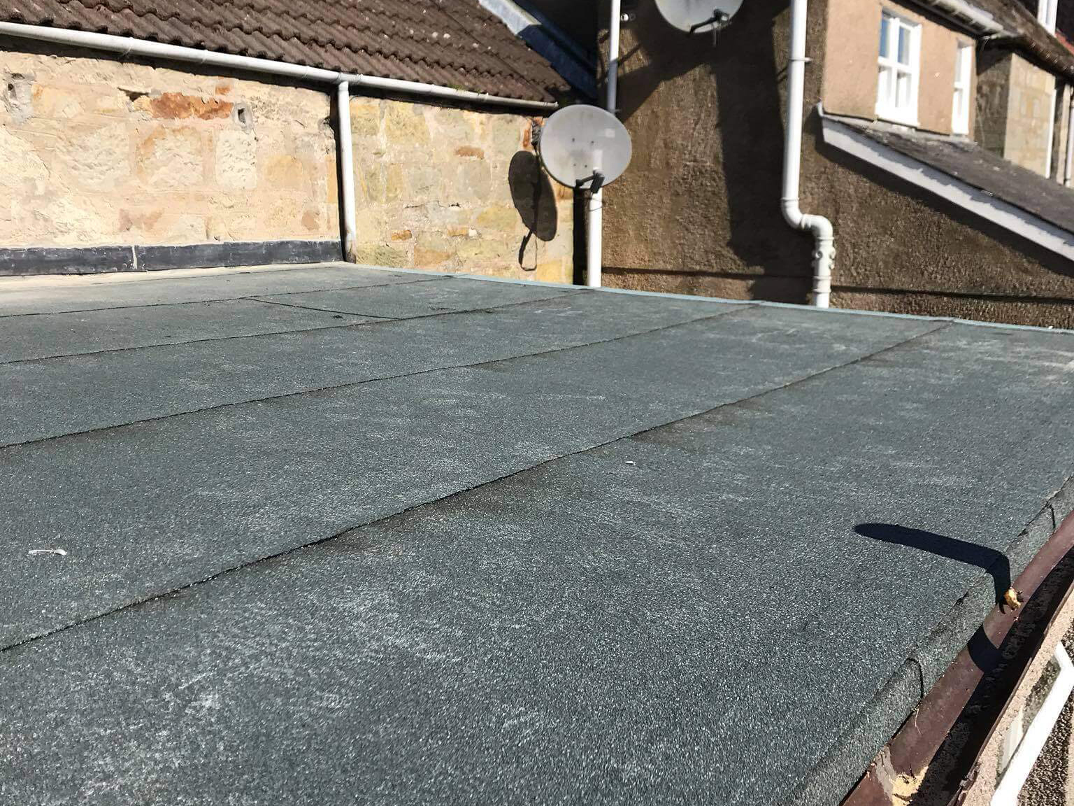 Quinn Roofing & Building Ltd - Built Up Felt