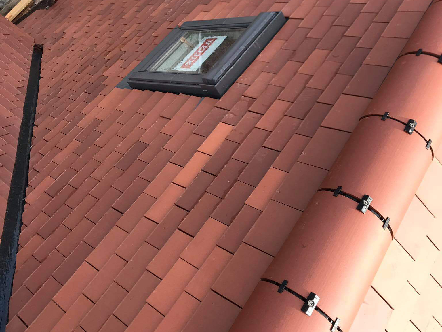 Quinn Roofing & Building Ltd - Tiling Services